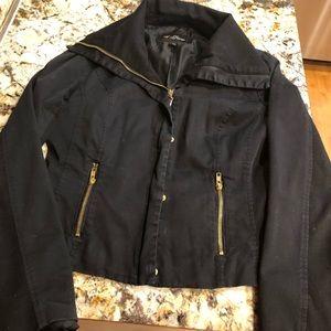 Guess black light jacket